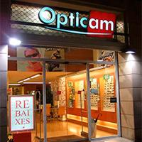 20% de descuento en gafas graduadas y de sol y lentes de contacto y oftálmicas (excepto ofertas)