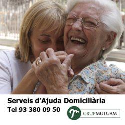 5% de descuento en Servicios de Ayuda Domiciliaria en Barcelona