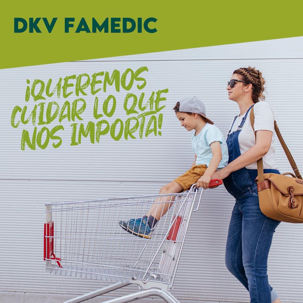 Ventajas exclusivas en los seguros  FAMEDIC con  regalo de una tarjeta  Amazon de 40 euros