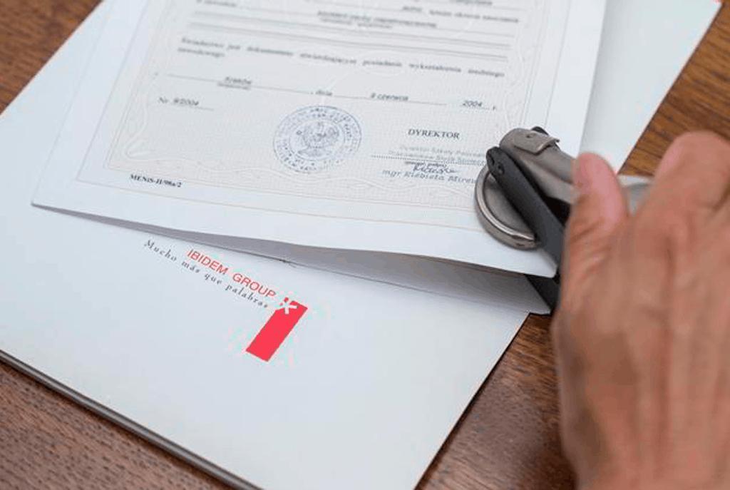15% de descuento en Traducciones Juradas para socios